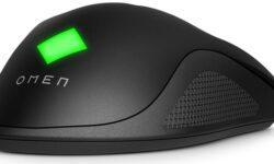Мыши HP OMEN Vector получили датчик OMEN Radar с высокой разрешающей способностью