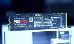 Накопители Samsung 980 Pro SSD с интерфейсом PCIe 4.0 выйдут до конца лета