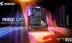 Назван диапазон цен на материнские платы Gigabyte и MSI на основе чипсета AMD B550