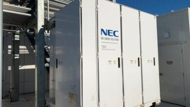 Фото NEC Energy Solutions объявила о выходе из бизнеса по производству систем хранения энергии