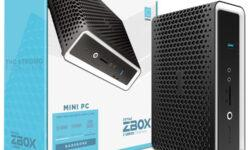 Неттоп Zotac Zbox CI622 nano с чипом Intel Comet Lake предлагается по цене $400