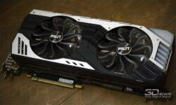 Новая статья: Обзор видеокарты Palit GeForce RTX 2060 SUPER JetStream: не греется и не шумит