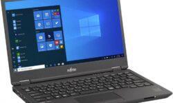 Новые ноутбуки Fujitsu оптимизированы для удалённой работы
