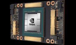 Обнаружены упоминания об ускорителе NVIDIA A100 (Ampere) в виде платы расширения