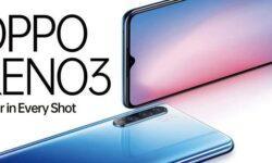 OPPO Reno 3 стал самым производительным смартфоном среднего класса по версии AnTuTu