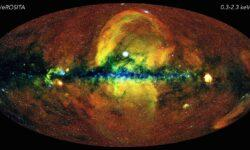 Получена первая карта наблюдаемой Вселенной в рентгеновском излучении