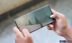 Пользователи смартфонов Samsung Galaxy жалуются на «позеленевший» экран
