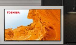 Россияне смогут купить телевизоры Toshiba в официальном магазине на AliExpress