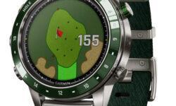 Смарт-часы Garmin MARQ Golfer помогут гольфистам улучшить навыки игры за $1850