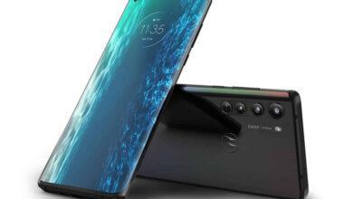 Фото Смартфон Motorola Edge Lite получит 6,7″-дисплей Full HD+ и квадрокамеру