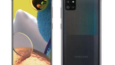 Фото Смартфон Samsung Galaxy A51s 5G замечен с процессором Snapdragon 765G