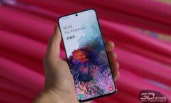Смартфон Samsung Galaxy S20 Fan Edition выйдет в трёх цветах