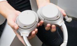 Sony значительно повысит качество голосовых разговоров в наушниках WH-1000XM4