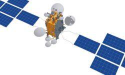 Спутник связи «Экспресс-АМ6» частично вышел из строя