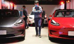 Tesla Model 3 на аккумуляторах без кобальта на 130 кг тяжелее, чем на NMC-батареях