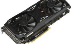 Ускоритель ELSA GeForce RTX 2070 Super Erazor X занимает 2,5 слота расширения
