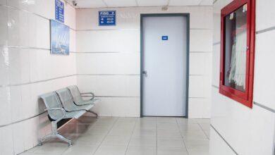 Фото В больницах будущего дверные ручки будут сами очищаться от бактерий