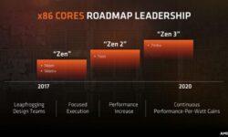 В этом году 5-нм процессоры AMD появиться не успеют