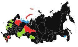 В каких городах России нет карантина для приезжих
