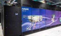 Видео: виртуальная прогулка по 26-Пфлопс суперкомпьютеру Hawk на базе AMD EPYC
