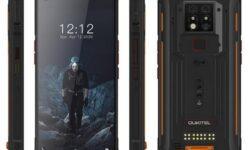 Вышел смартфон OUKITEL WP7 с инфракрасной камерой и УФ-модулем для стерилизации
