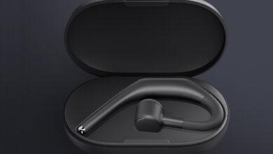 Фото Xiaomi представила новую Bluetooth-гарнитуру с поддержкой Siri и Google Assistant