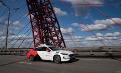 «Яндекс» показал четвёртое поколение своих беспилотных автомобилей