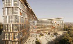 «Яндекс» построит для себя футуристическую штаб-квартиру в Москве