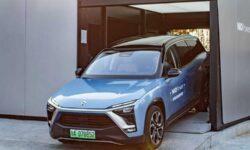Замена вместо зарядки: станции Nio сменили 500 000 аккумуляторов в электромобилях