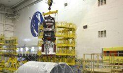 Завершён важный этап испытаний космического грузовика «Прогресс МС-15»
