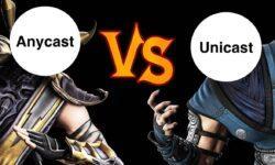 Anycast против Unicast: что лучше выбирать в каждом случае