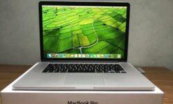 Apple отправила на пенсию первый MacBook Pro c дисплеем Retina