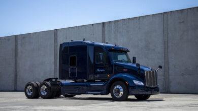 Фото Aurora протестирует автономные автомобили и грузовики в Техасе