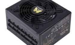 Блок питания Super Flower Leadex V Gold обладает мощностью 1000 Вт