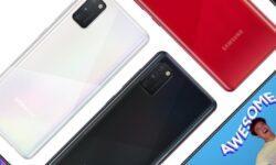Доступный 5G-смартфон Samsung Galaxy A42 будет оснащён мощным аккумулятором