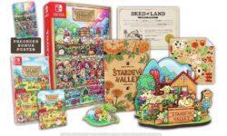 Fangamer выпустит красочное коллекционное издание симулятора фермы Stardew Valley