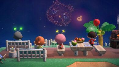 Фото Фейерверки и путешествие во сне: бесплатное обновление для Animal Crossing: New Horizons выйдет 30 июля
