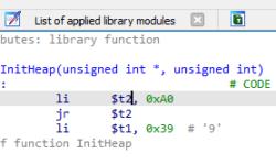 IDA Pro: работа с библиотечным кодом (не WinAPI)