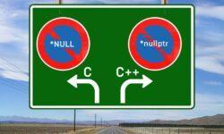 Как можно и как нельзя использовать нулевой указатель в С++