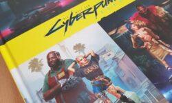 Карта Найт-Сити, российская корпорация «Техтроника» и красотка Джуди: первый взгляд на книгу по мотивам Cyberpunk 2077