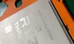 Lenovo намекает на скорый выход процессоров Ryzen Threadripper PRO и систем на их основе