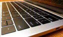 MacBook могут получить клавиатуры со стеклянными клавишами