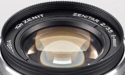 Made in Russia: объектив «Зенитар-12» рассчитан на полнокадровые беззеркальные камеры