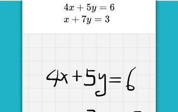 Фото Microsoft Math Solver 1.0.135 для Android (Android)