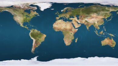 Фото На Земле нашли еще один континент. Да, вот так сразу