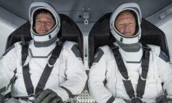 NASA назвала дату возвращения астронавтов с МКС на корабле SpaceX Crew Dragon