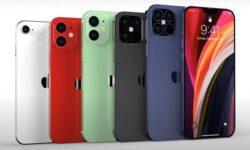 Назван объём производства чипов Apple A14 для новых iPhone в 2020 году