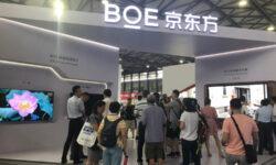 Новая QLED-панель BOE обладает пиксельной плотностью 500 PPI