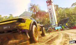 Новый детальный трейлер Dirt 5 и бесплатное обновление с PS4 на PS5