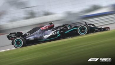 Фото Новый патч F1 2020 «очернил» болиды Mercedes на ПК, консоли на очереди